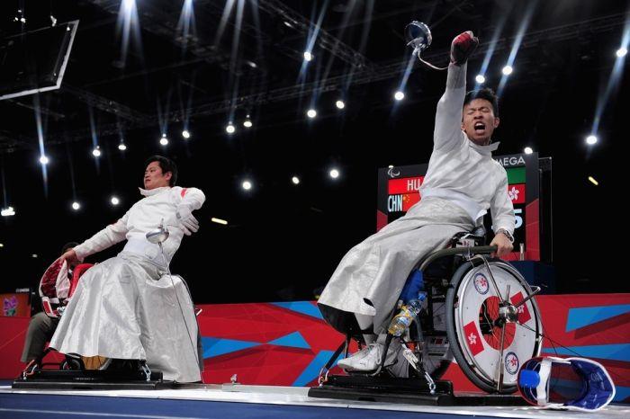 Las mejores fotos de los Paralimpicos 2012. Paralympic_28