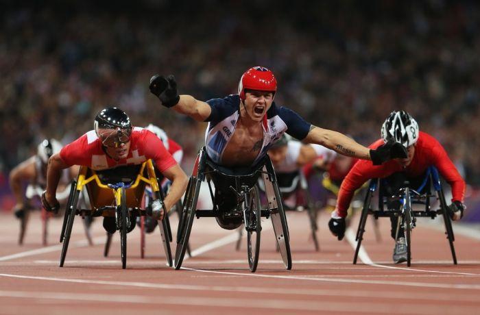 Las mejores fotos de los Paralimpicos 2012. Paralympic_30