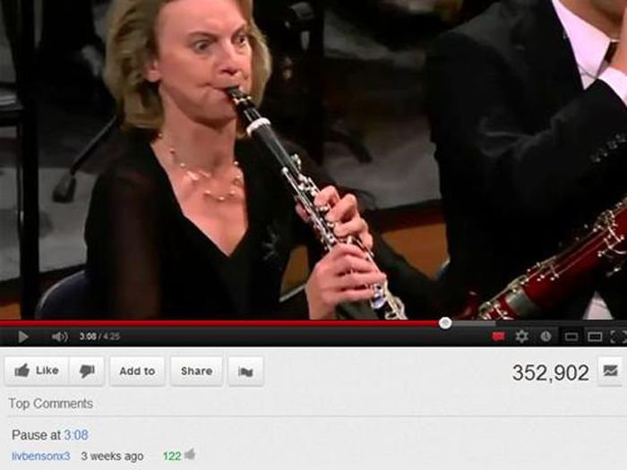 Funny Youtube Comments Part 6 (19 pics)