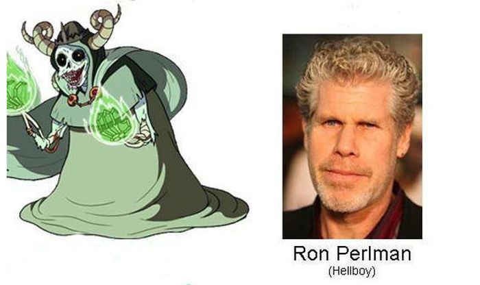 "They Voiced Characters on ""Adventure Time"" (28 pics)"