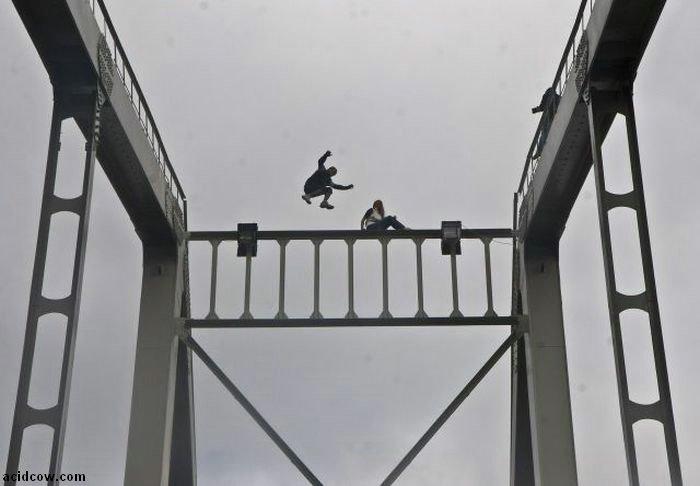 Crazy Extreme Guy (40 pics)
