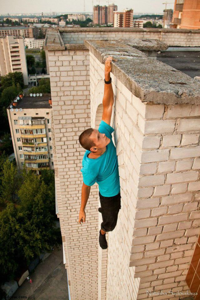 Crazy Extreme Guy (40 pics)