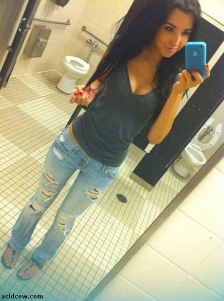 Hot Self-Taken Mirror Pics 52 Pics-1241