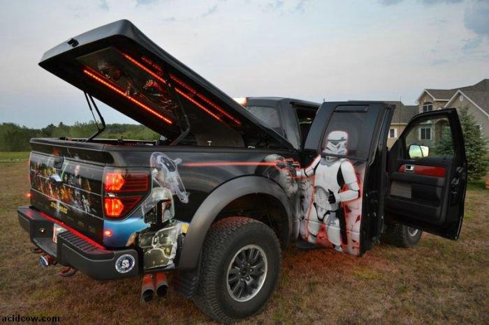 Star Wars Pickup (44 pics)