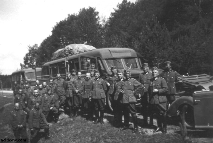 WWII Photos Taken by German Troops (150 pics)