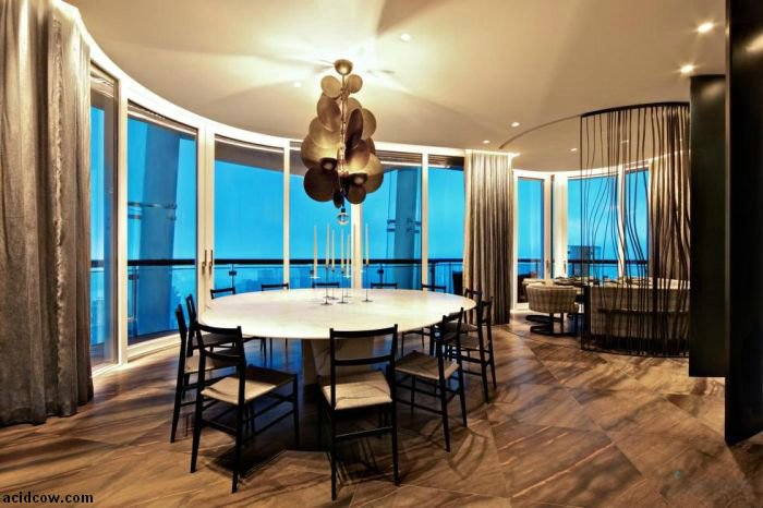 The Most Expensive Hong Kong Apartment (8 pics)