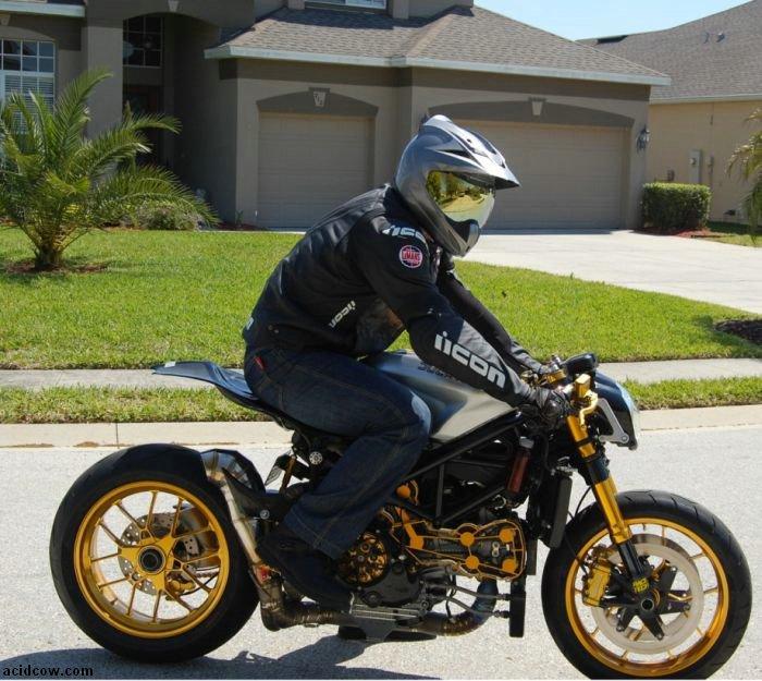 Best Looking Ducati
