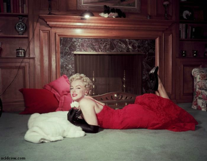 Photos of Marilyn Monroe (47 pics)
