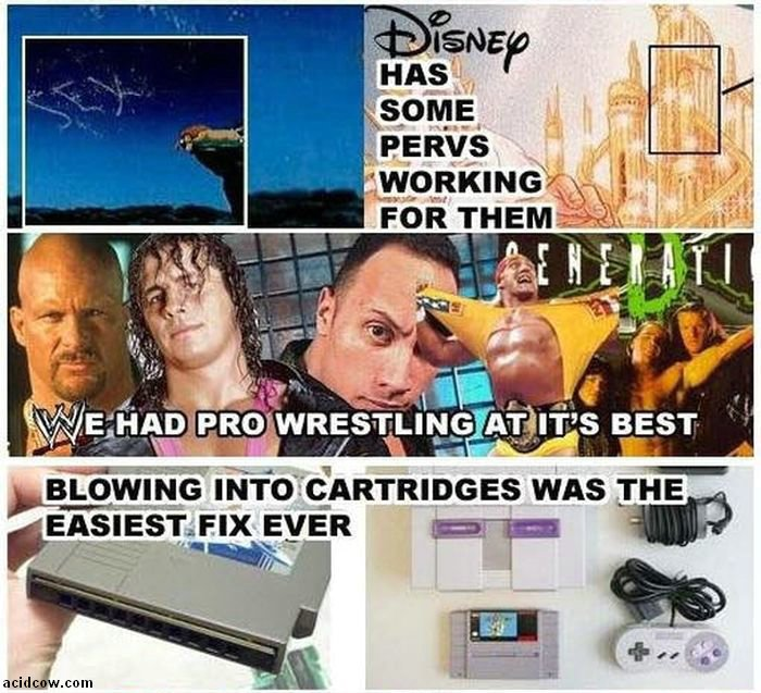 Things 90s Kids Realize (21 pics)