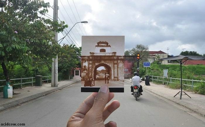 Vietnam Then and Now (15 pics)