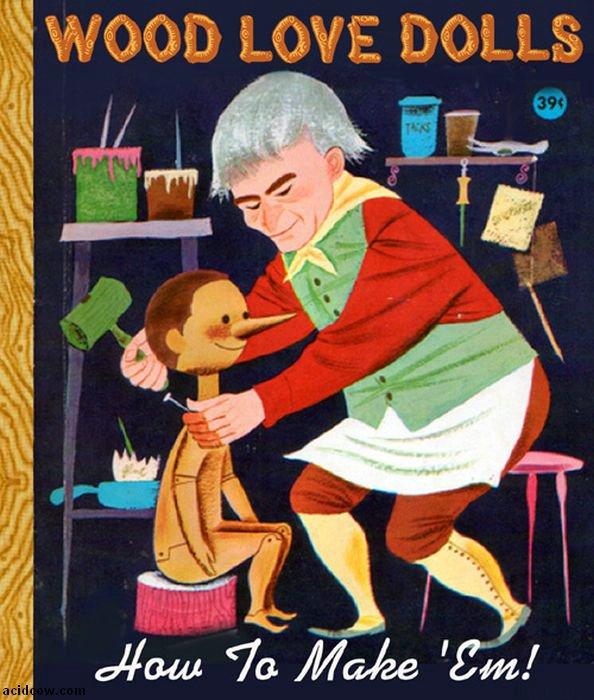 Bad Little Children`s Books (26 pics)