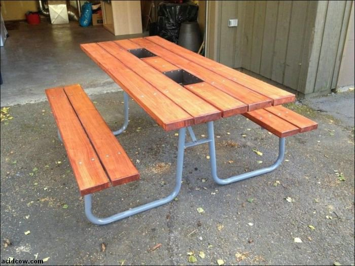 Beer Table (6 pics)