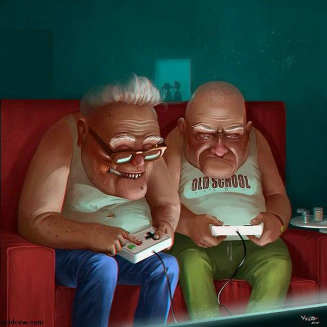 Funny Video Game Pictures (46 pics)