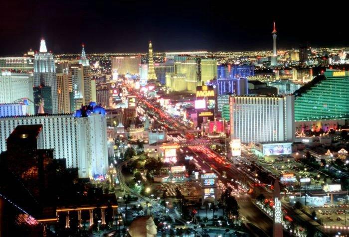 Retro Photos of Las Vegas. Part 2 (40 pics)
