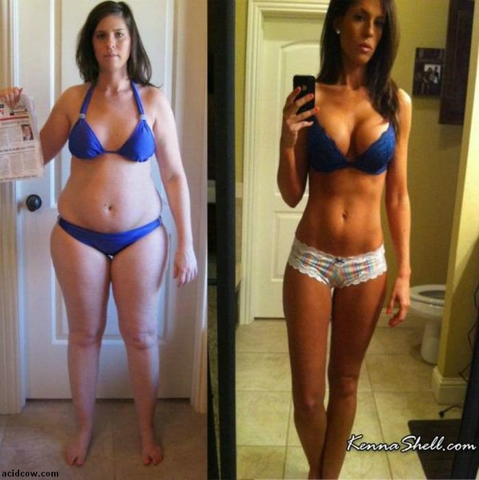 Amazing Transformations. Part 11 (48 pics)