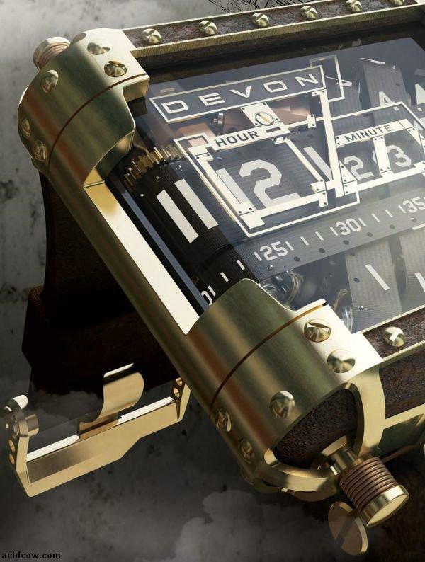 Devon Steampunk Limited Edition (10 pics)