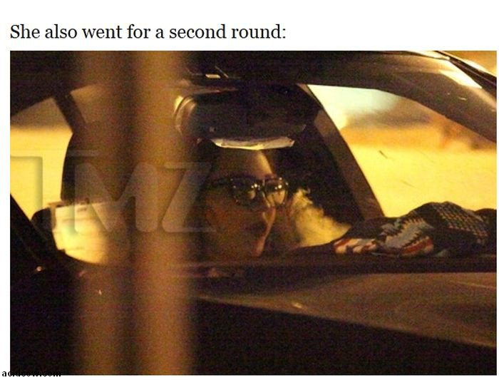 Amanda Bynes Spotted Driving and Smoking Drug Pipe (14 pics)