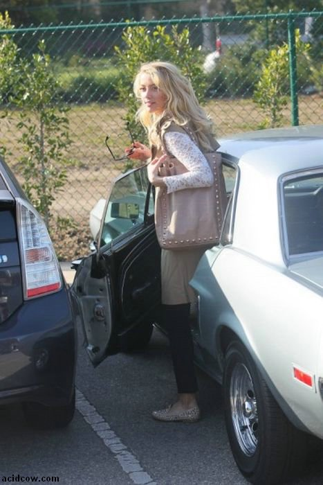 Girls and Cars (41 pics)