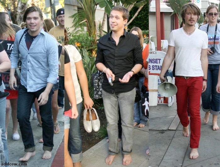 Hanson's Aging Timeline (20 pics)