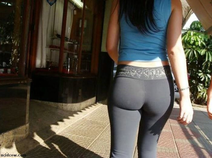 Are not Hot female yoga pants sex