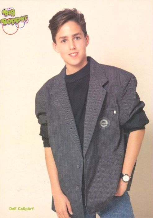 Forgotten Heartthrobs Of The '80s And '90s (100 pics)