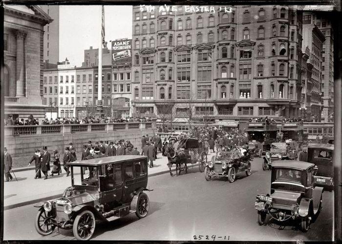 American Cities a Century Ago (34 pics)