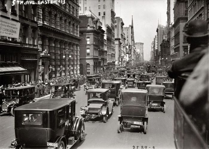 American Cities a Century Ago (34 pics)