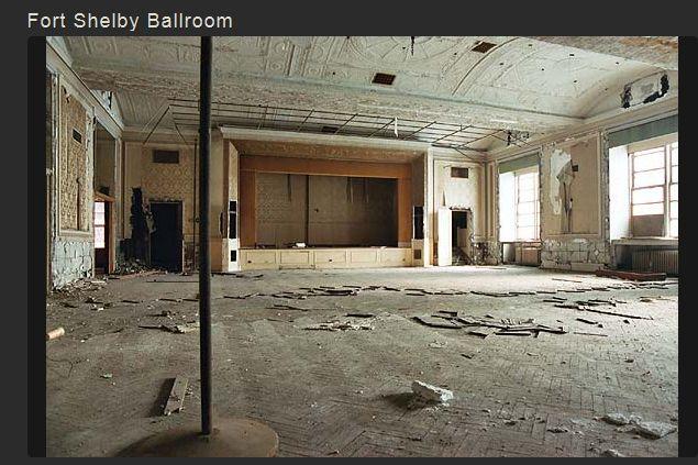 Abandoned Detroit (35 pics)