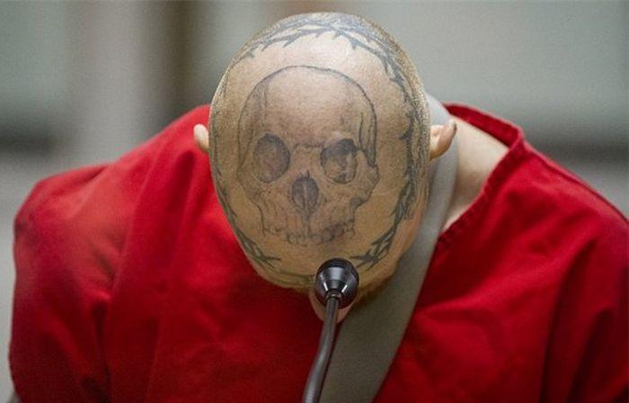A Man Who Looks Like Terminator (3 pics)