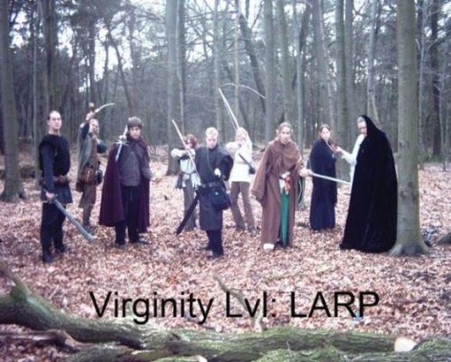Internet's Greatest Virgins (29 pics)