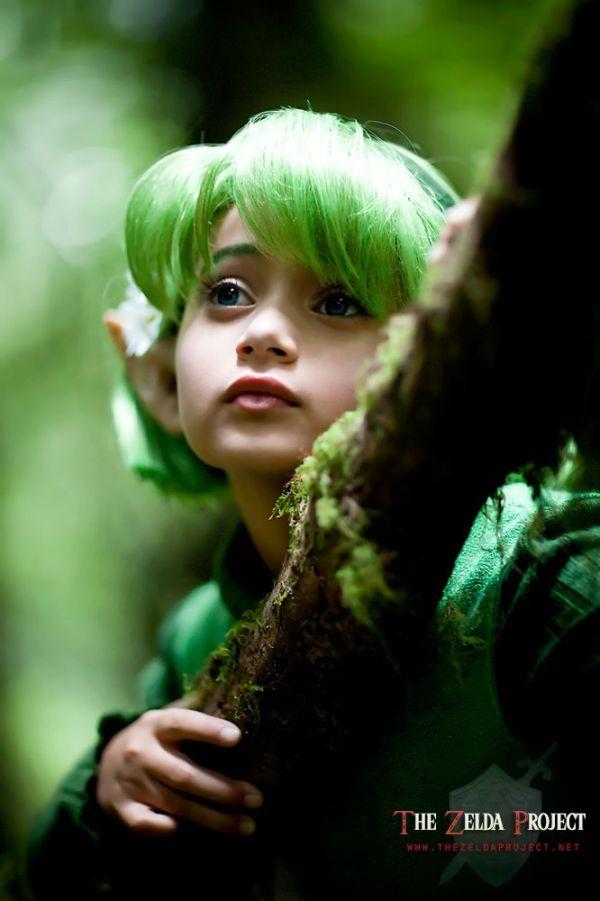 Awesome Zelda Cosplay (11 pics)