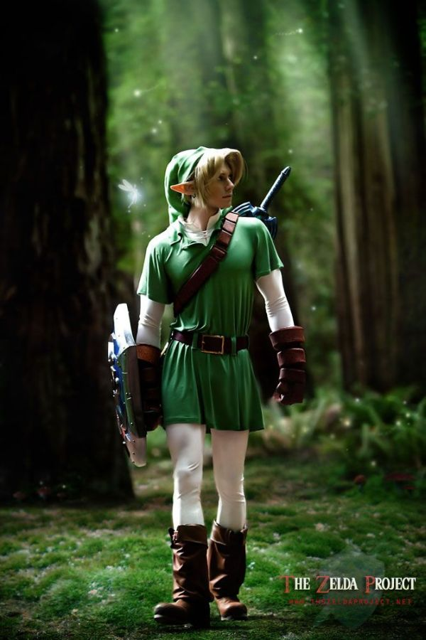 Awesome Zelda Cosplay (11 pics)