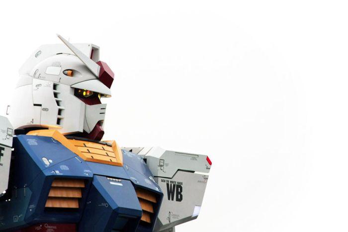 RX-78 Gundam (15 pics)