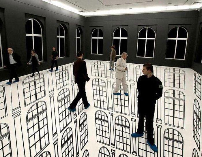 Optical Illusions (30 pics)