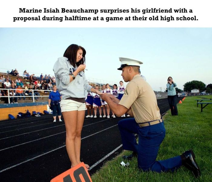 The Most Romantic Photos Of All Time (24 pics)