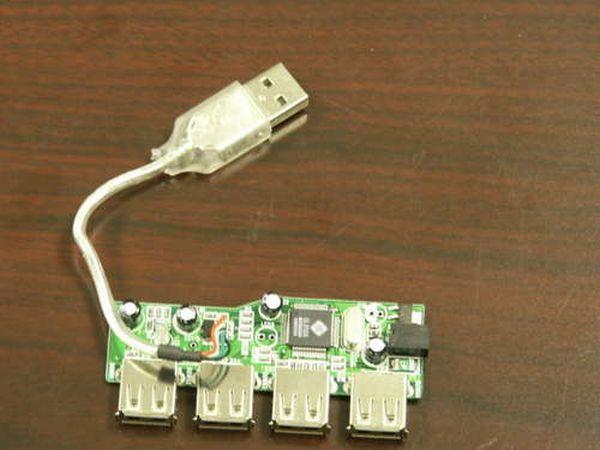 DIY USB HDD (6 pics)