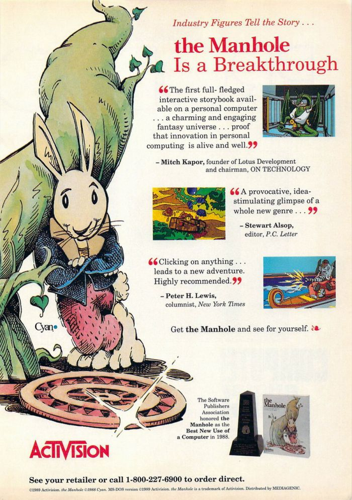 Vintage Video Game Ads (20 pics)