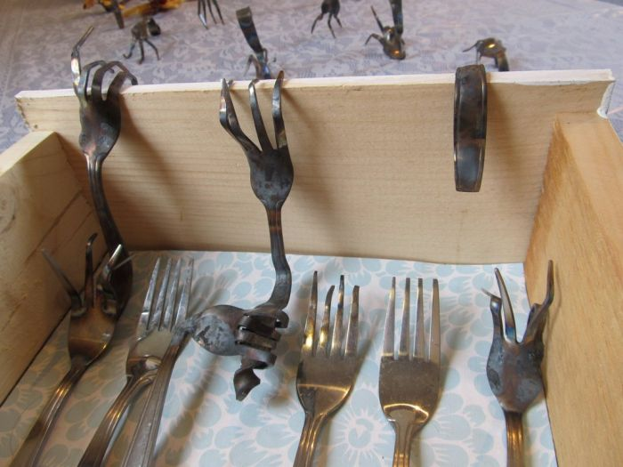 The Attack of the Forks (16 pics)