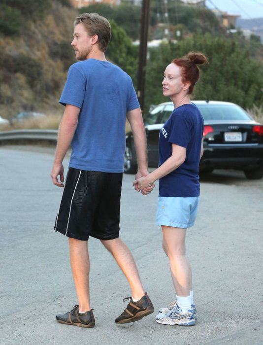 Kathy Griffin Without Makeup On (11 pics)