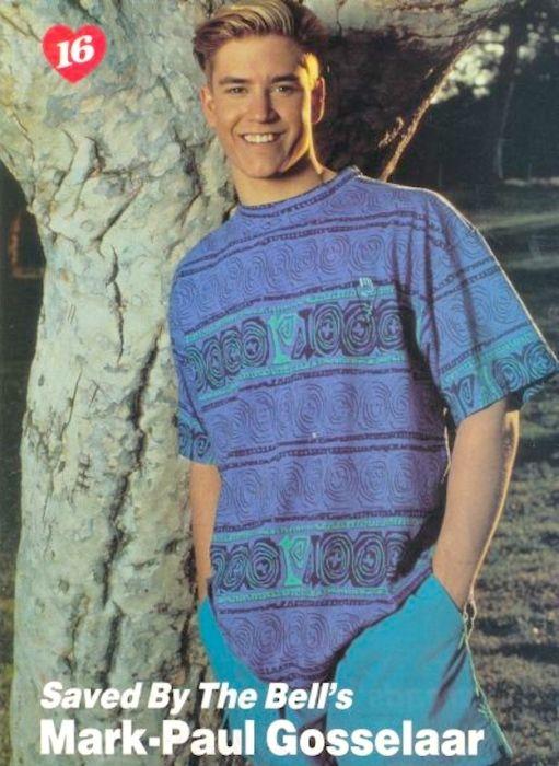 Mark Paul Gosselaar (45 pics)