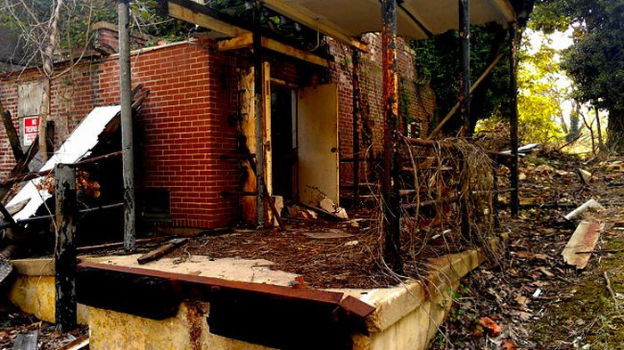 Abandoned Hospital in Maryland (134 pics)