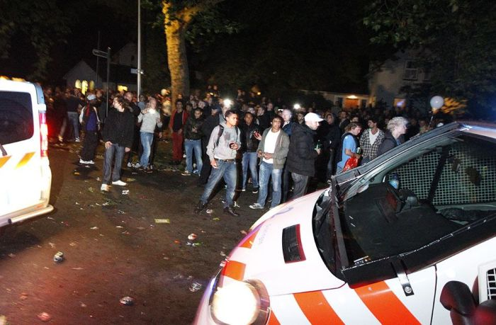 Real Life 'Project X' Party (32 pics + video)