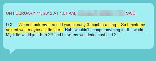 Sex-Ed Fails (26 pics)