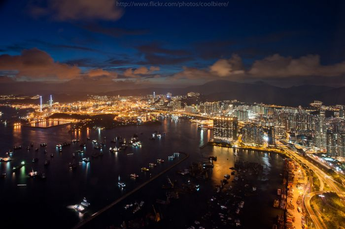 Photos of Hong Kong (60 pics)