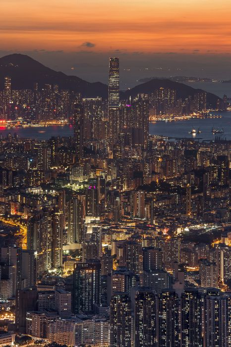 Photos of Hong Kong (60 pics)