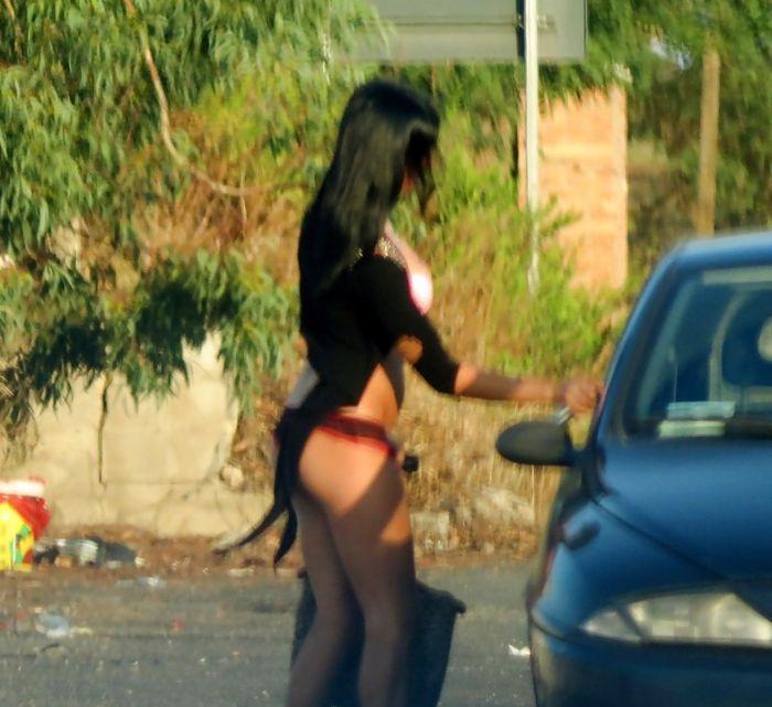 prostitutas real putas en roma