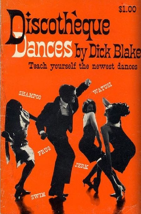 Discotheque Dances, 1965 (8 pics)