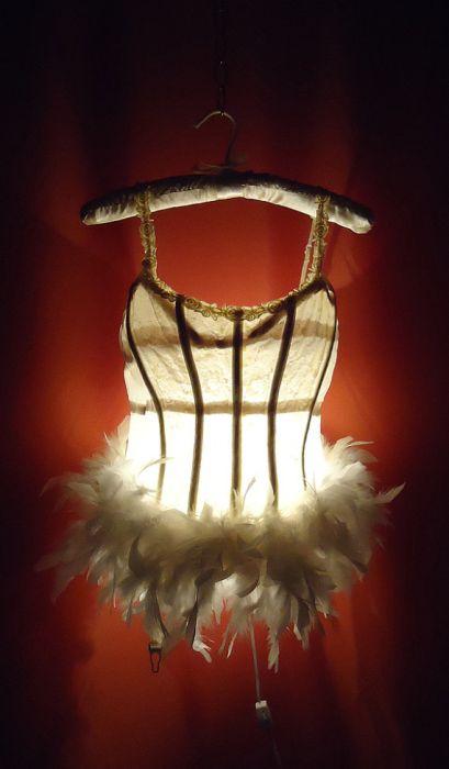 Tramp Lamps (31 pics)