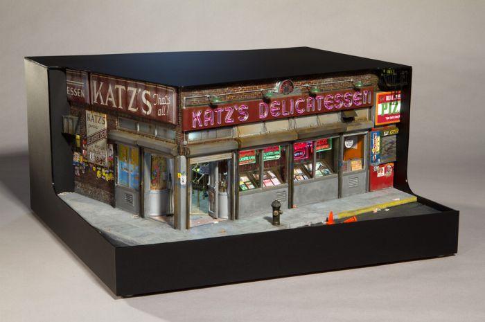 Katz's Deli Model (13 pics)
