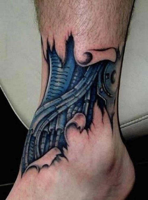 Hyper Realistic Tattoos (21 pics)